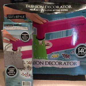 Fashion decorator